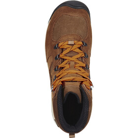 Keen Westward Mid WP Chaussures Homme, cuba/olive